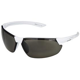 Alpina Draff Cykelbriller hvid